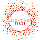 Lighting Fires logo