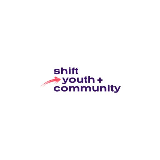 Shift Youth + Community logo
