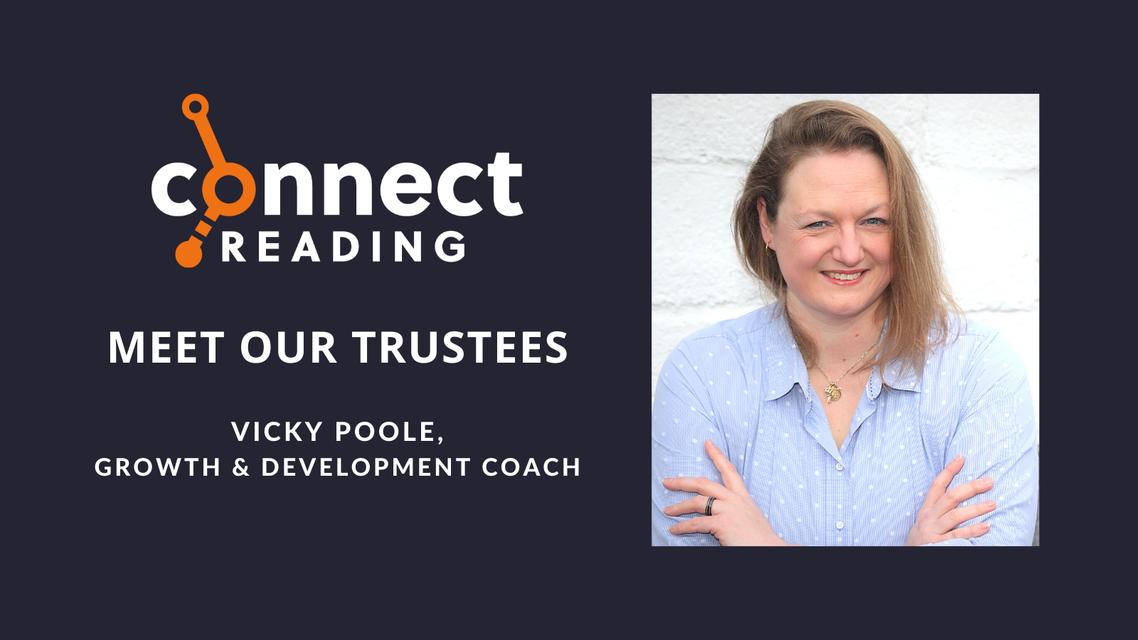 Meet our Trustees: Vicky Poole