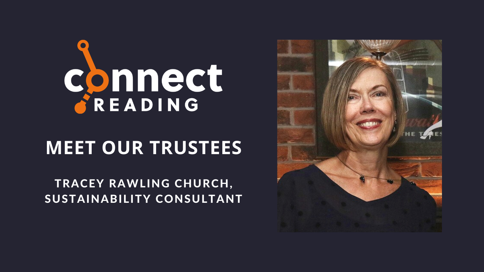 Meet our Trustees: Tracey Rawling Church
