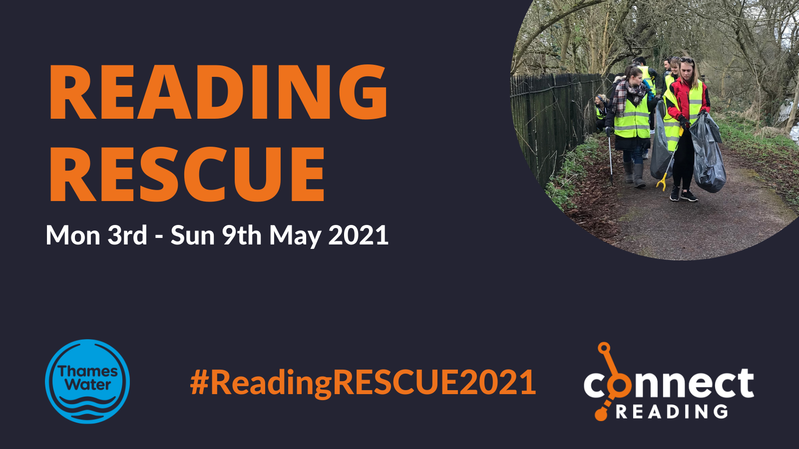 Reading Rescue May 2021